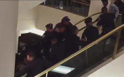 'Área de la Bahía en un Minuto': un oficial de policía resultó herido en...