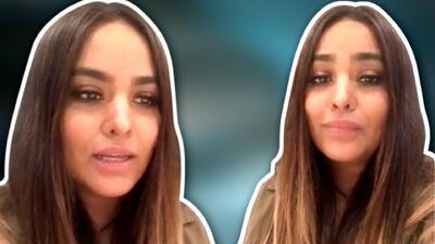 Mayeli Alonso confesó que tuvo problemas con su vida sexual