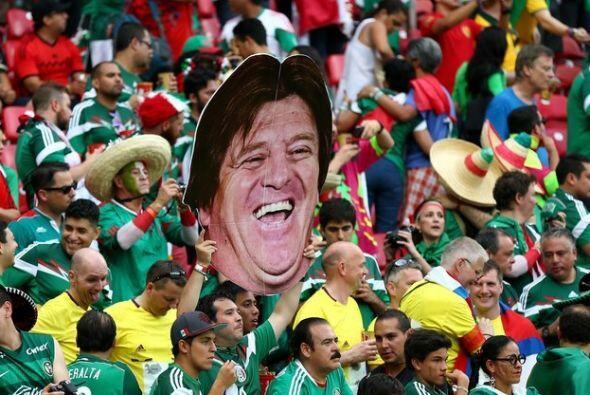 15. Porque este extraordinario hombre ha hecho de este Mundial Brasil 20...