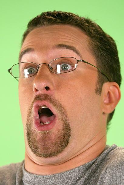 Y ésta es su cara en el video... No, es broma.Mira aquí los videos más c...