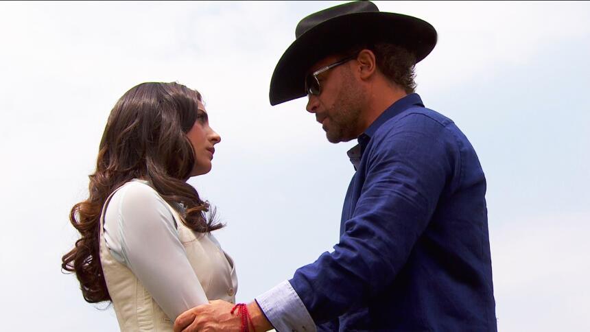 Verónica y Martín