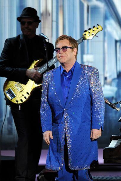 Elton John fue otro de los que se quedaron sin su invitación - y...