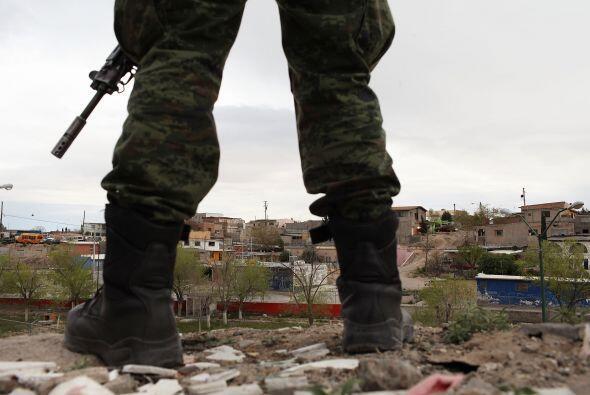 Ciudad Juárez se ha convertido en la Capital de la Muerte. Mucha...