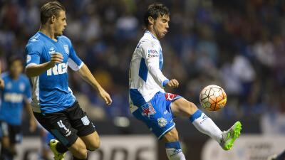 Puebla 2-2 Racing: Racing le arrebata el empate a Puebla en Copa Libertadores