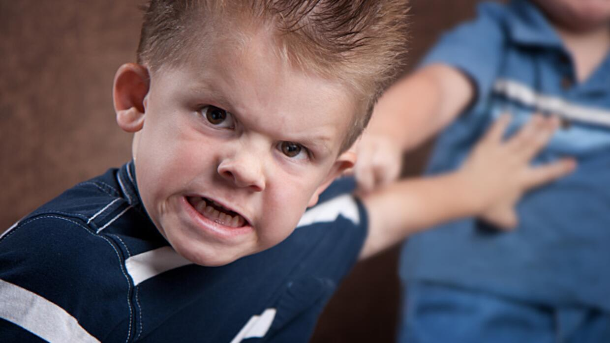 the proper way to deal with angry parents If your child has a tendency toward this kind of aggressive behavior  find new ways to deal with to believe this is the correct way to handle people.