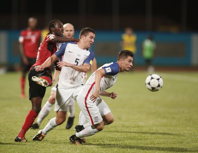 Jorge Villafaña (Estados Unidos): el jugador del Santos Laguna jugó los...