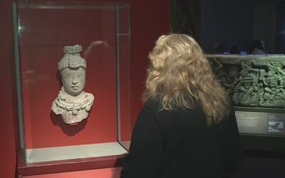 Llega a Dallas la mayor exhibición maya en hacer una gira por los Estado...