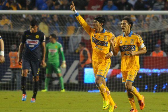 Un torneo antes el Tigres le abolló la corona al América de Herrera, aun...