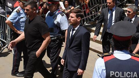 ¿Lionel Messi podría ir a la cárcel?
