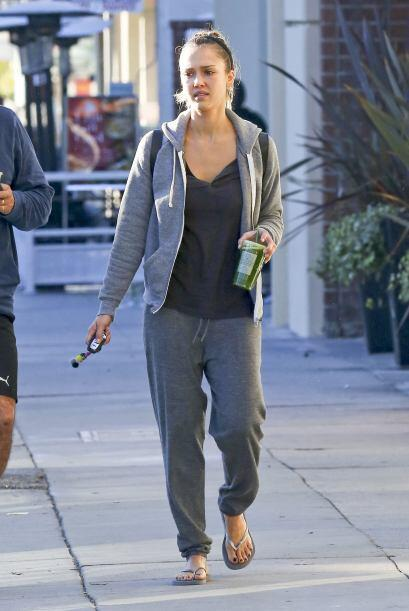 A Jessica Alba le encantan. Si quieres llevarlas al gimnasio, no te olvi...