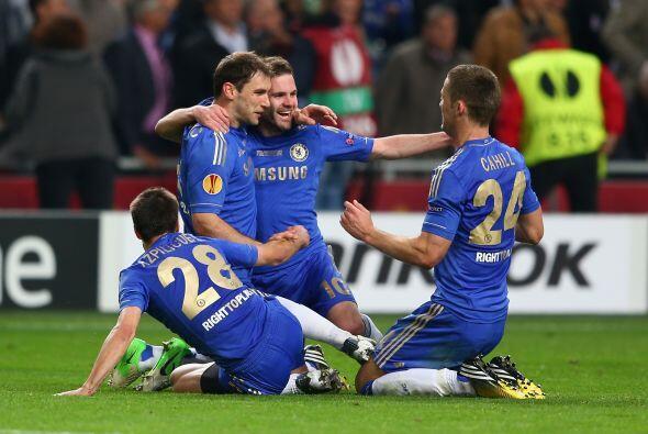 Un gol 'in extremis' que le estaba dando el título al Chelsea.