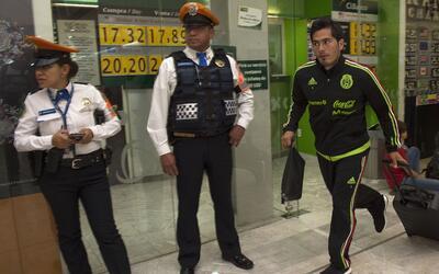 El cuerpo técnico del Tri de Copa Oro confirmó que el 'Burrito' Hernánde...