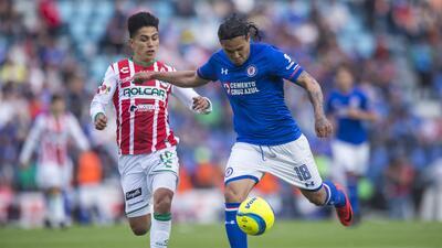 Cómo ver Necaxa vs Cruz Azul en vivo, por la Liga MX
