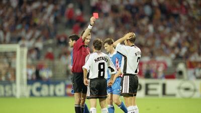 Historias de Mundiales: cuando Alemania tocó fondo y empezó una nueva fórmula de fútbol
