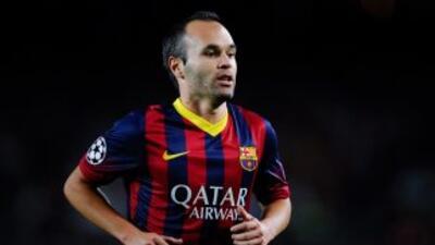 El futbolista manchego está enfocado en el Barcelona e insiste que sólo...