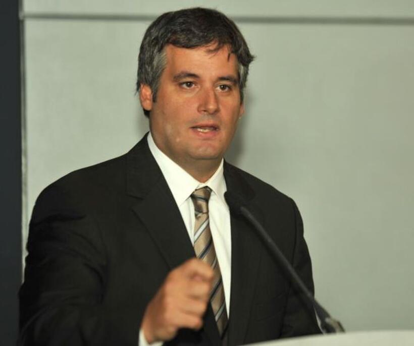 Demetrio Papadimitriu, ex Ministro de la Presidencia de Ricardo Martinelli