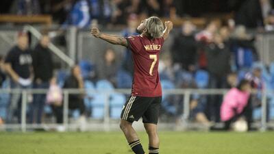 Josef Martínez se convierte en el primer jugador en llegar a la barrera de los 30 goles en la MLS