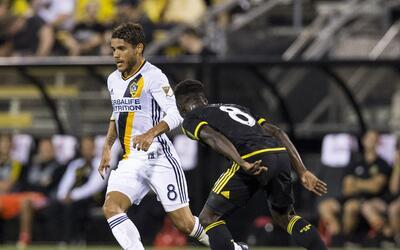 Jonathan dos Santos LA Galaxy vs. Columbus Crew