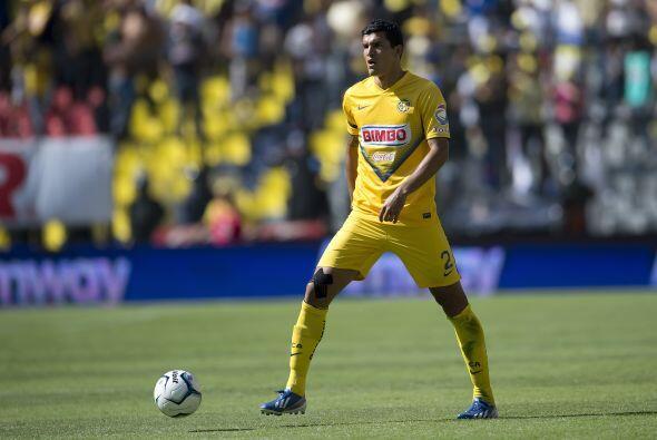 """El """"Maza"""" llegó este verano al Cruz Azul procedente del..."""