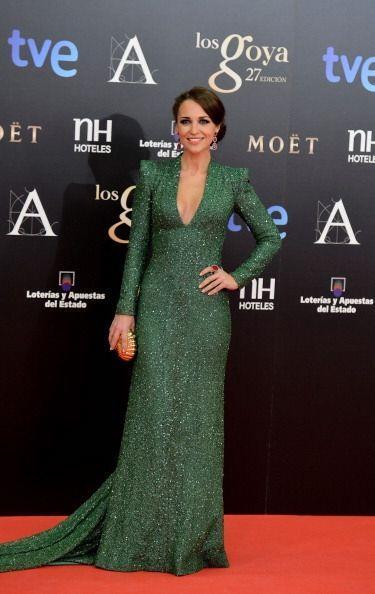 ¡Paula Echevarría es una mujer que siempre luce impactante!...