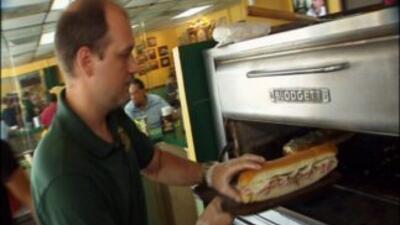 Sandwich Sarussi de Miami