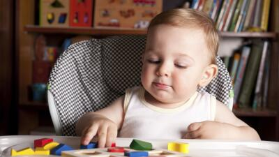 El aprendizaje matemático comienza de manera natural con los patrones.