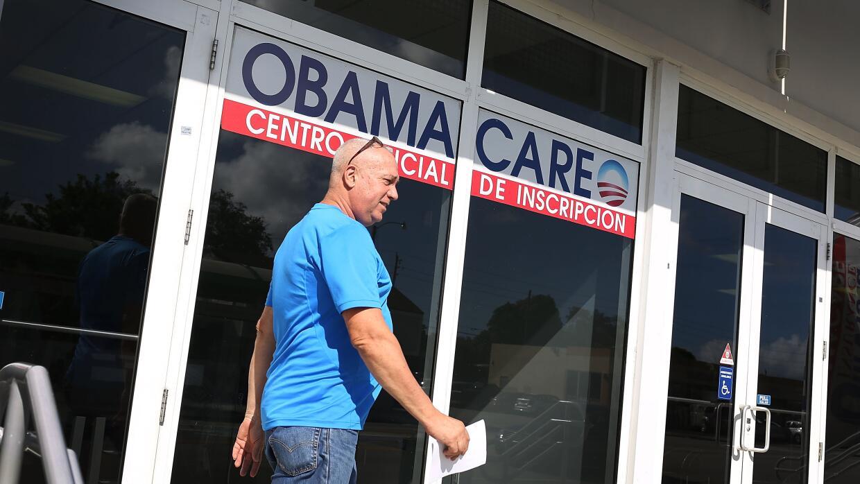 El Obamacare ha estado en el centro de la discusión política en 2017.