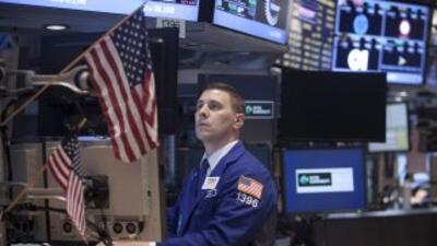 Esta semana el Dow Jones tuvo una perdida de 2.7%.
