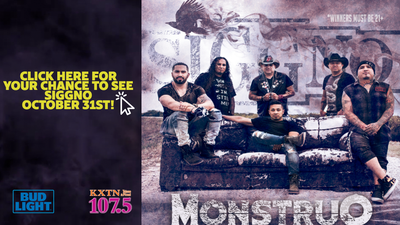 Click here for your chance to see Siggno Oct. 31st!