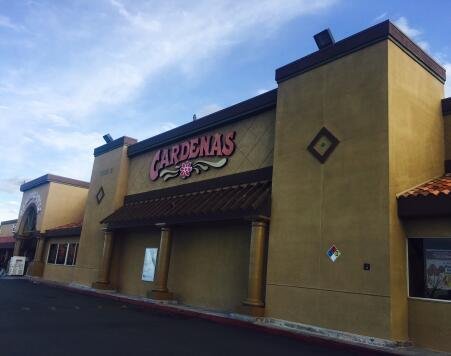 Supermercado Cardenas Market en Hesperia, en el sur de California.