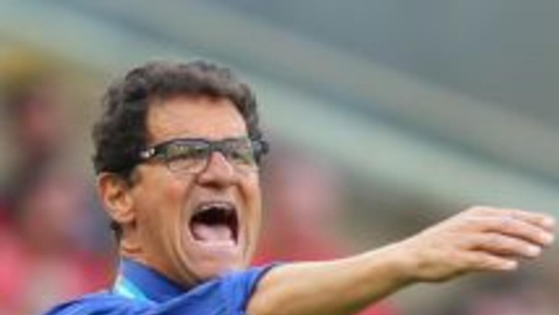 Capello lamentó que Bélgica se llevara el juego en los últimos minutos.