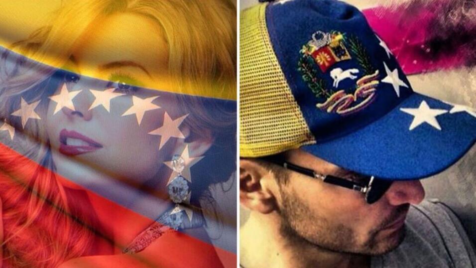 Marjorie y Julian Venezuela