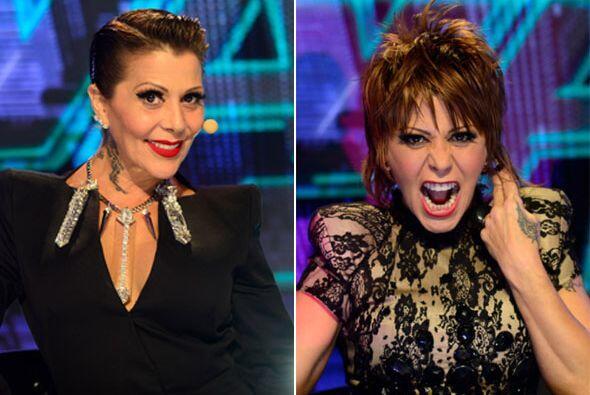 Nuestra querida y rockera juez destacó semana tras semana con sus impact...