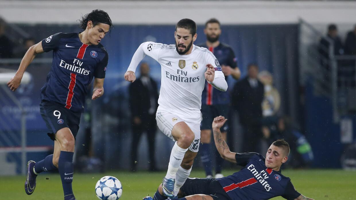 PSG-Madrid