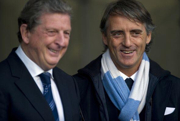 Mientras tanto, el Manchester City recibió al West Bromwich. Sus técnico...