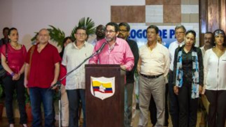 Las FARC ya habían admitido por primera vez que sus acciones armadas han...
