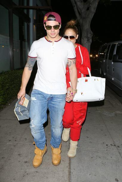 La relación de la pareja va viento en popa, a pesar de los rumores que h...