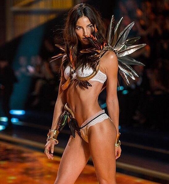 La bella modelo estadounidense prometía para ser una estrella del fútbol...