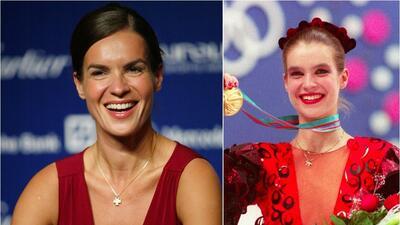 Katarina Witt, la mujer que pasó de ser campeona mundial y olímpica a posar para Playboy