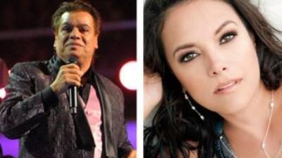 'El Divo de Juárez' invitó a la soprano mexicana a cantar en algunas de...