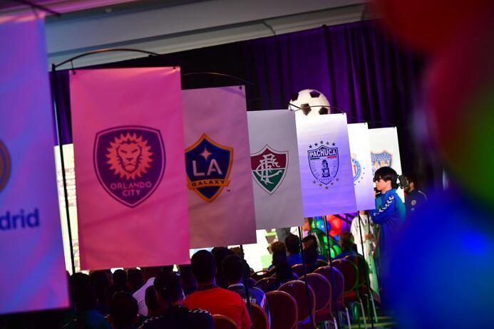 Así fue la recepción de los participantes a la Prospects Cup