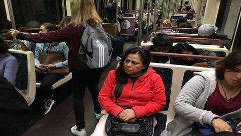 'Los Ángeles en un Minuto': anuncian más patrullajes en el metro para ha...