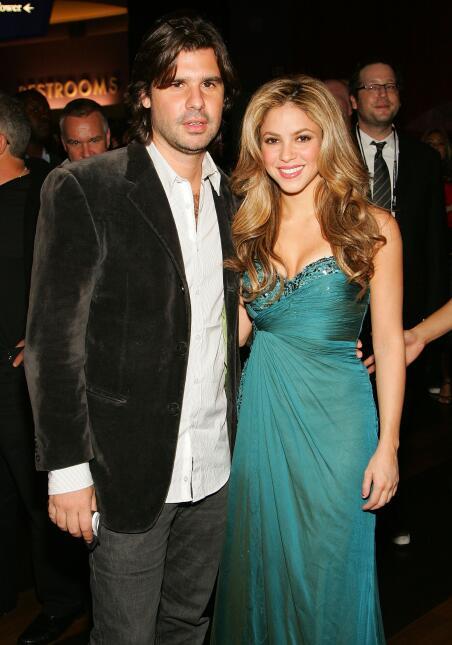 Shakira y De La Rua