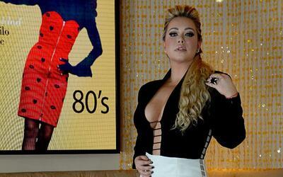 Así fue el look retro de algunos famosos en la alfombra roja de Premios...