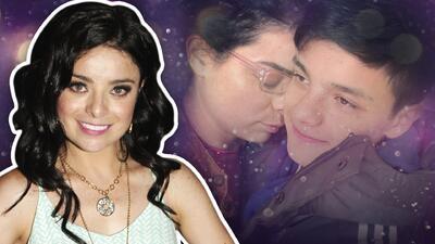 Violeta Isfel se reencontró con su hijo después de un mes de haberse separado de él