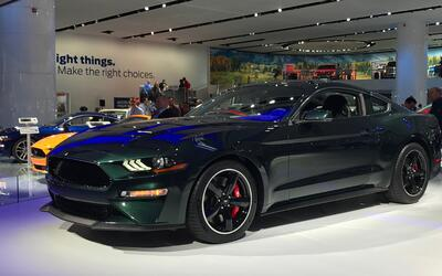 Ford Mustang Bullit 2019