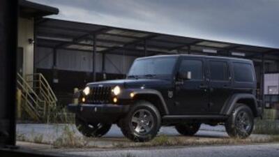 Jeep tendrá algunos de sus modelos disponibles para probar en su evento...
