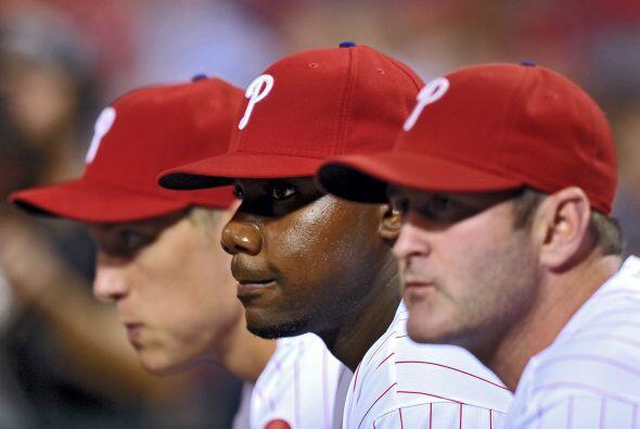Los Phillies de Philadelphia consiguieron su quinto título divisional co...