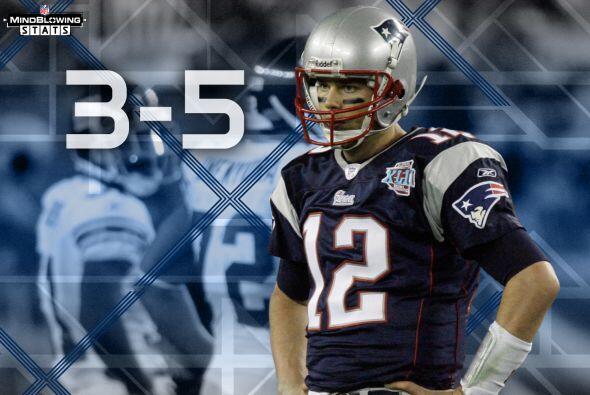 5. Patriots en postemporada: Después de iniciar su carrera con 14 victor...