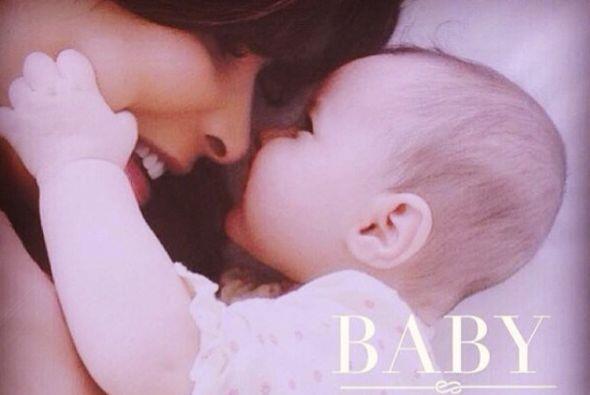 """Así fue como su hermosa bebé llegó a su vida para convertirse en """"su mej..."""